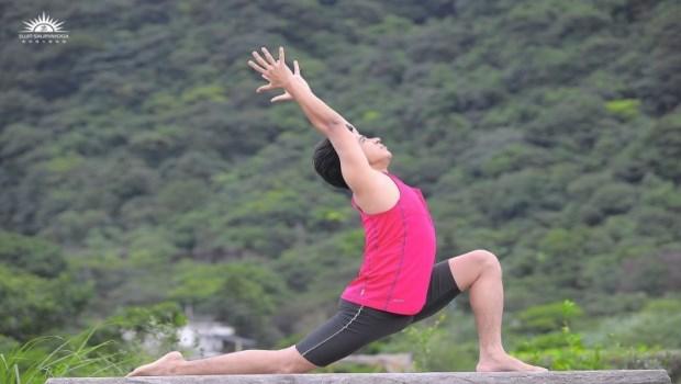 運動後鐵手又鐵腿?印度瑜珈冠軍教你:速效「3招」趕走痠痛,還能有效預防運動傷害