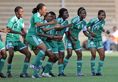African Women Championship: Nigeria Falcons Spell Zambia ...