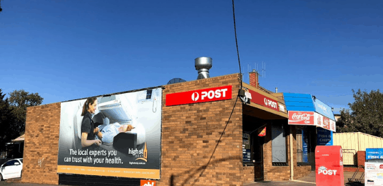 long gully post office IHB