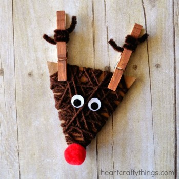 Reindeer Crafts Kids Can Make 10 Fun Ideas Letters From Santa Blog