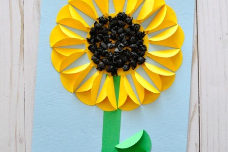 How to make sunflower paper flowers flower shop near me flower shop big paper twist door flower take two sunflower little miss big paper twist door flower take two sunflower a fun change from a wreath how to make a paper mightylinksfo