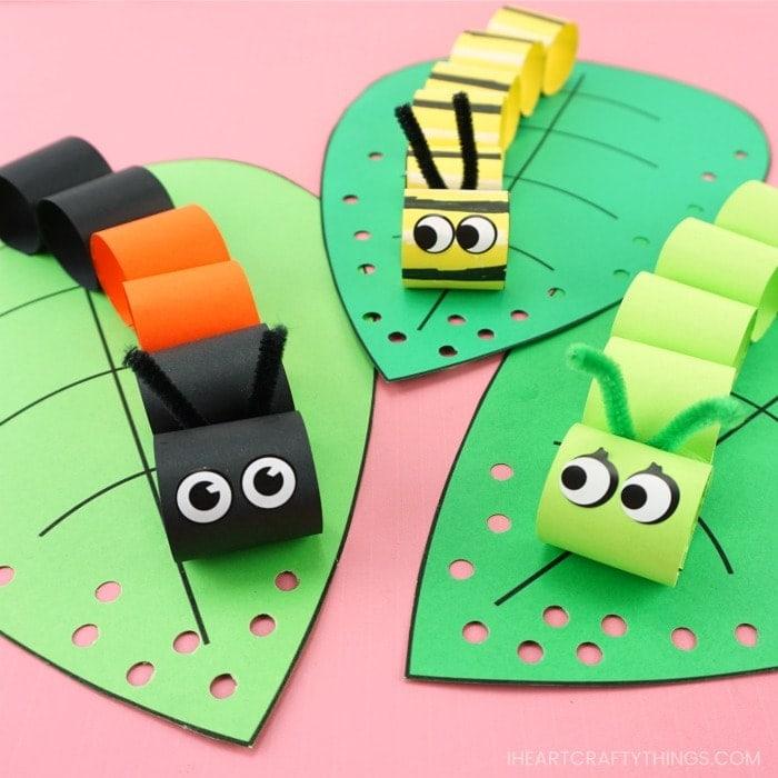 The editors of publications international, ltd. Caterpillar Craft I Heart Crafty Things