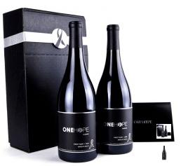 ONEHOPE Wine ASPCA charity gift set holiday