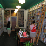 BOUTIQUES, BOOKS & BAKERIES
