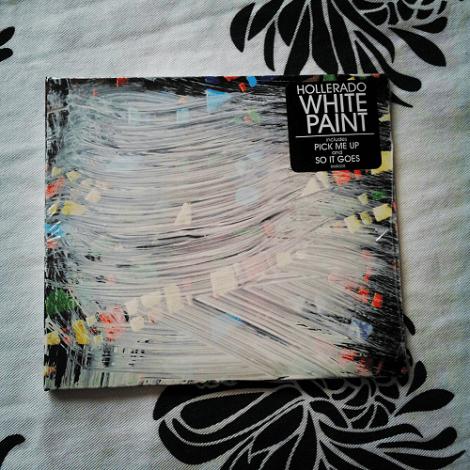 Hollerado's White Paint album