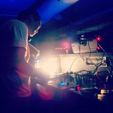 DJ Mark back in action