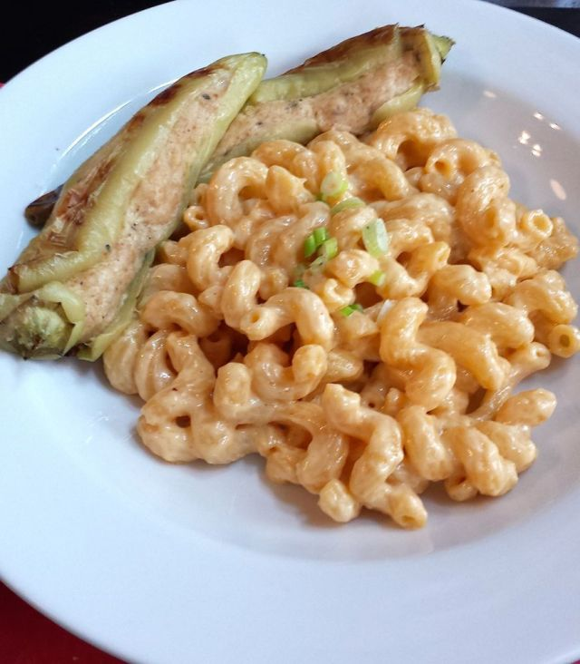 Mac & Cheese at Alley Cat