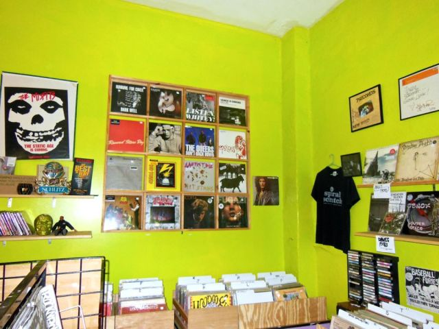 Spiral Scratch Records