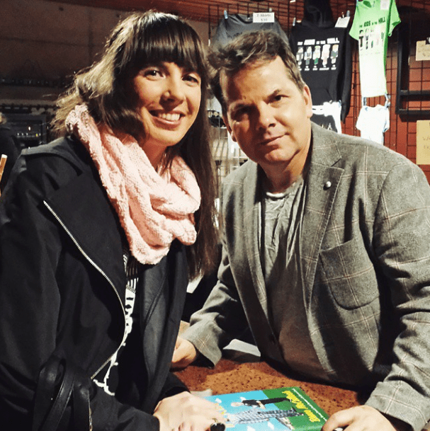 With Bruce McCulloch