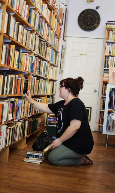 Trish at JH Gordon Books