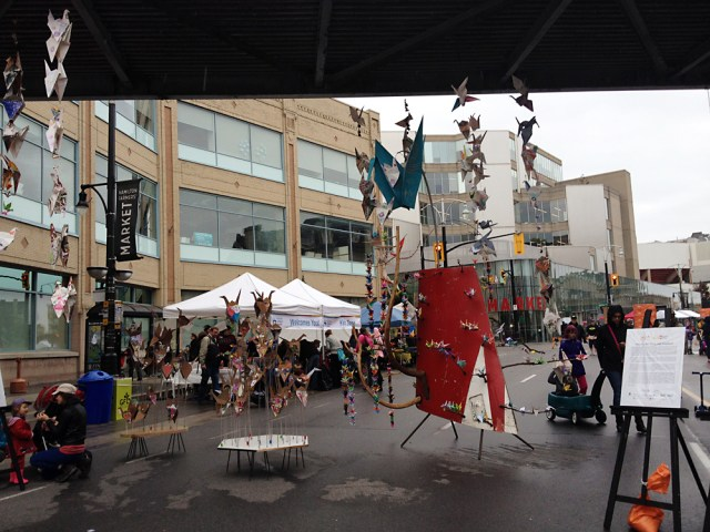 Family Zone at Supercrawl 2015