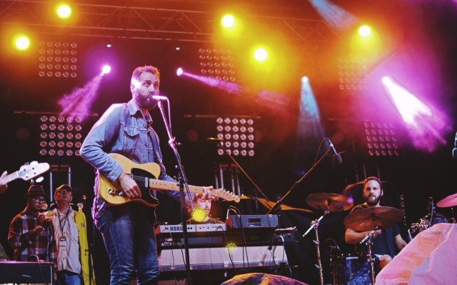Spruce Invaders performing at Supercrawl 2015