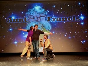 Sketch comedy troupe Aunt Francis