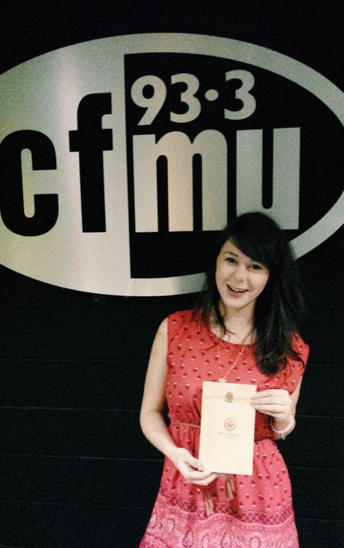 Katie Cyr of Monarch Tea Co.