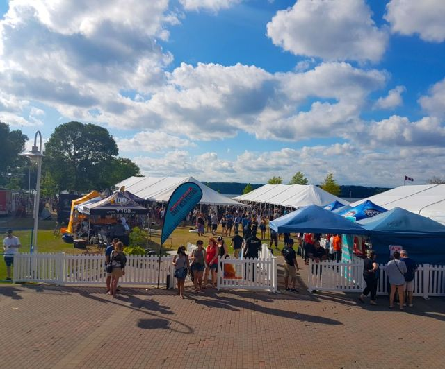 Because Beer 2016 at Pier 4 Park