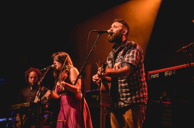 The Strumbellas. Photo by Lisa Vuyk