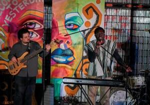 "Kojo ""Easy"" Damptey performing at Sofar Sounds"