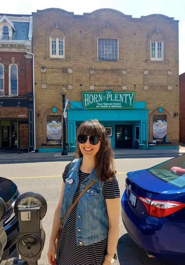 Kristin Archer at The Horn Of Plenty
