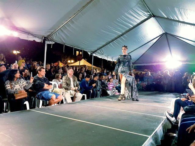 The Eye Of Faith fashion show