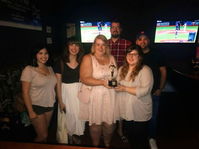 Winning Hub of the Hammer's The Office trivia