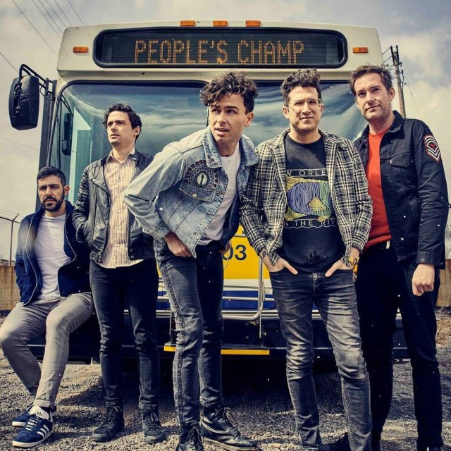Arkells. Photo by Matt Barnes.