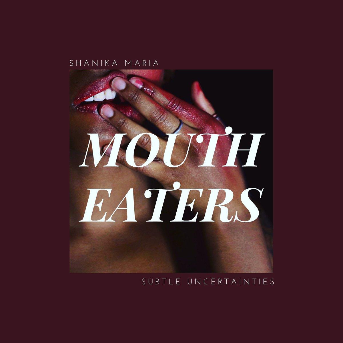 Shanika Maria - Mouth Eaters album art