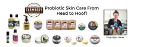 Farmbody Skin Care Probiotic Skin Care on I Love Hudson Valley