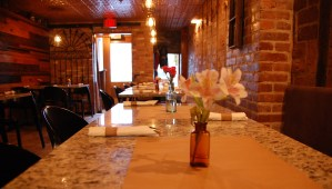 Iron Vine Restaurant, Peekskill, NY