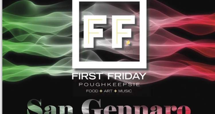 Fun and Festivities at Poughkeepsie's First Fridays