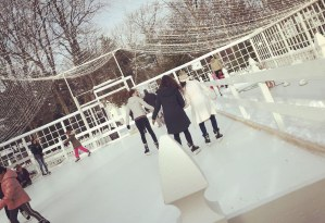 Winter Fun at Cedar Lakes Resort