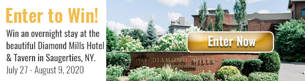 Diamond Mills Hotel Giveaway