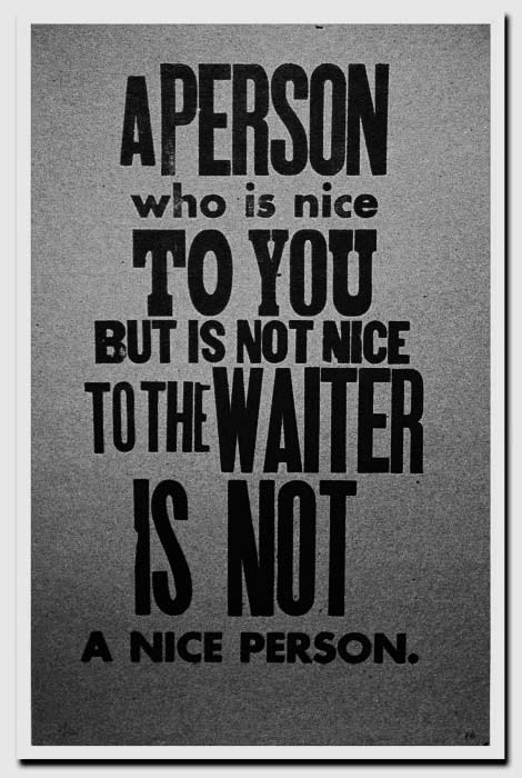 Nice Quotes Someone You Dislike Being