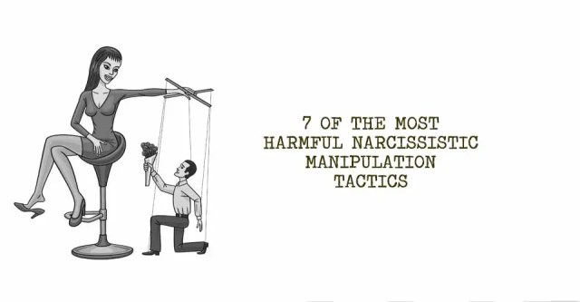 Image result for 7 Of The Most Harmful Narcissistic Manipulation Tactics
