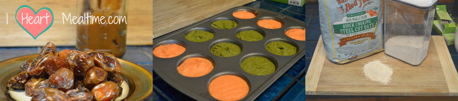 Make-Ahead Fruit and Veggie Purees and Oatmeal Flour