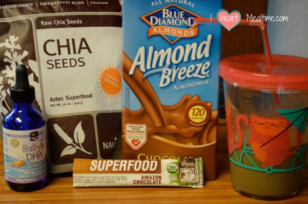 Good-For-You Ingredients for the Chocolatey Vitamin Milk