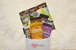 Chocolatey Vitamin Milk Ingredients