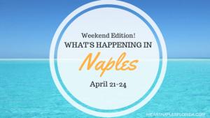 Naples events april 21-24