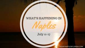 Naples events July 11-17