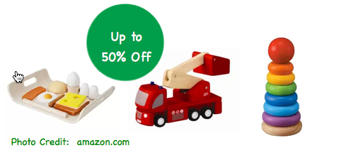 Plan Toys (Earth Friendly Wooden Toys)