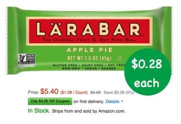LARABAR Fruit & Nut Food Bar