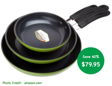 Green Earth Frying Pan Deal