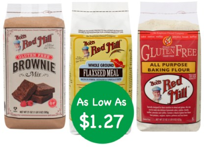 Bob's Red Mill Gluten Free Coupon Deal