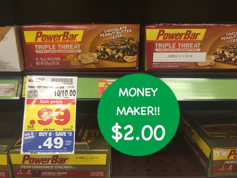 PowerBar Energy Bar Coupon Deal