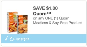 Quorn Coupon