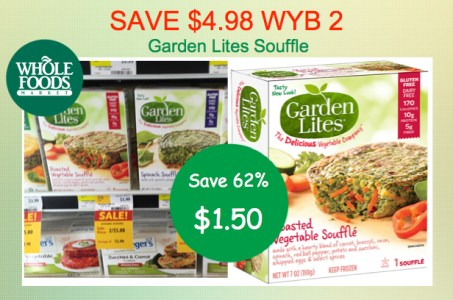 Garden Lites Souffle Coupon Deal