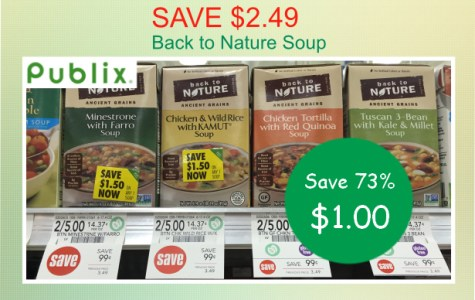 Back to Nature Soup coupon deal