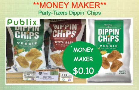 Party-Tizers Dippin' Chips