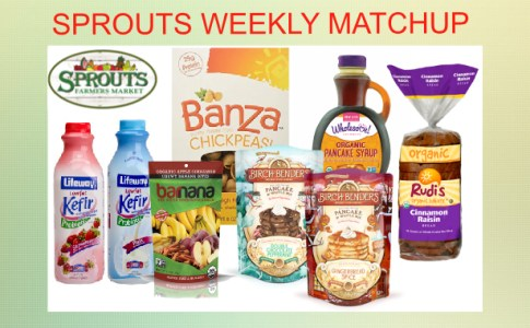 sprouts weekly matchup