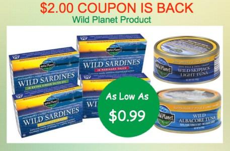 wild planet coupon