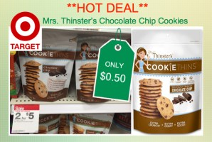 mrs thinster's chocolate chip coupon deal